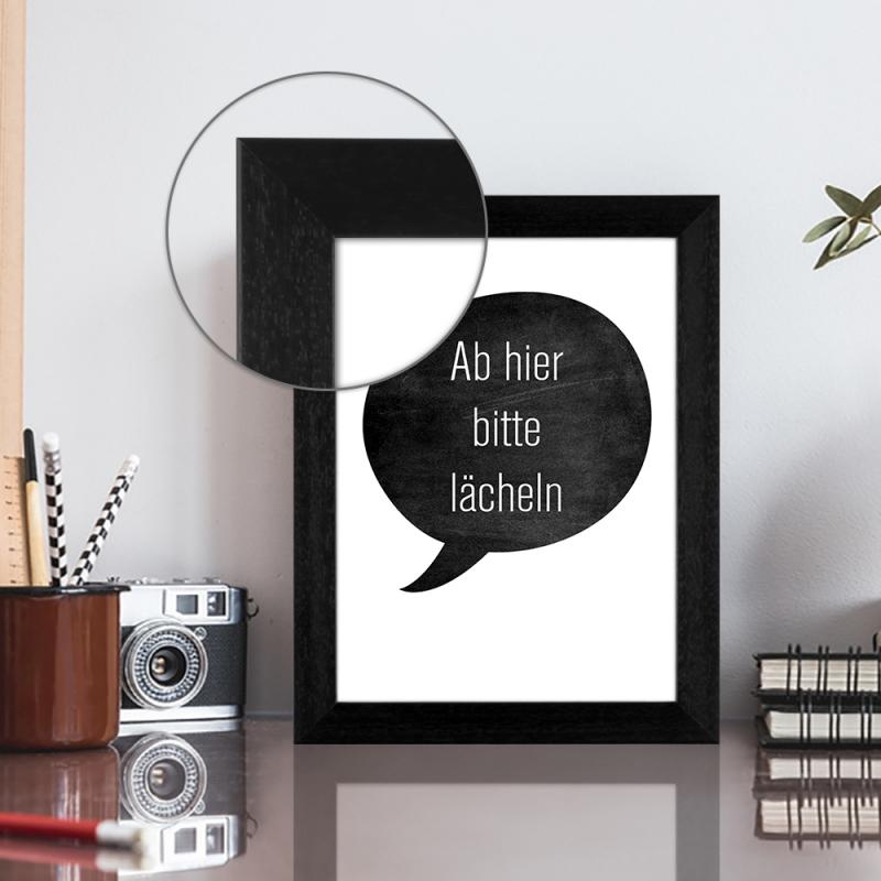 massivholz bilderrahmen im din format a4 a3 a2 a0. Black Bedroom Furniture Sets. Home Design Ideas