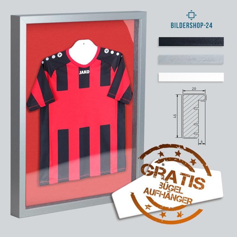 objektrahmen framebox vario 36mm tiefe zum einrahmen von trikots blu. Black Bedroom Furniture Sets. Home Design Ideas