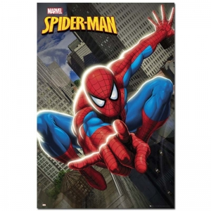 spiderman. Black Bedroom Furniture Sets. Home Design Ideas