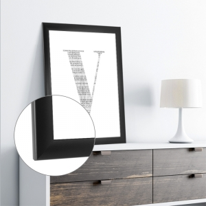 bilderrahmen valencia us inch zoll gr en. Black Bedroom Furniture Sets. Home Design Ideas