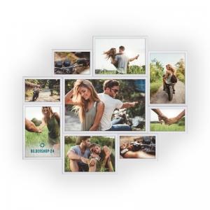 kunststoff bilderrahmen fotorahmen f r eine collage zum individu. Black Bedroom Furniture Sets. Home Design Ideas
