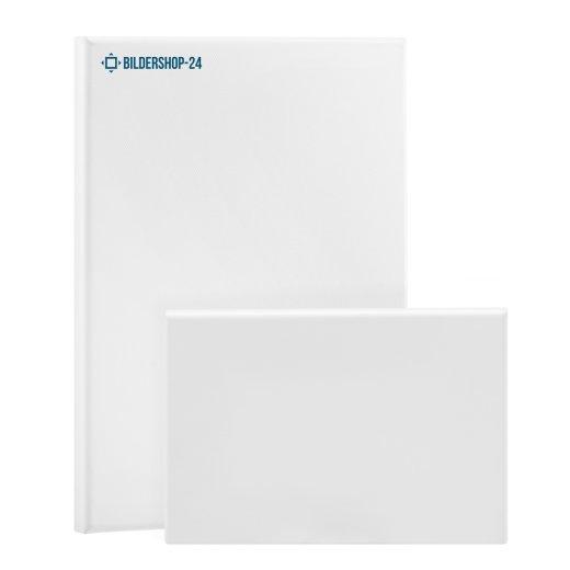 Standard unbedruckt 18 mm 100x180cm 60//40/% CO//PES Bespannter Keilrahmen 390g//m/²